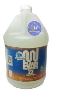 Evar22 Acido Limpiador De Condesador Y Evaporador De Galon
