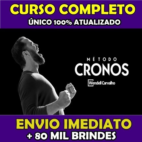 Metodo Cronos Wendell Carvalho