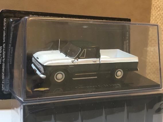 Chevrolet C-14 1964 1/43 + Fascículo