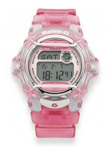Reloj Casio Bg-169r-4d Mujer