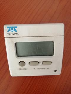 Identificador De Llamadas Telmex