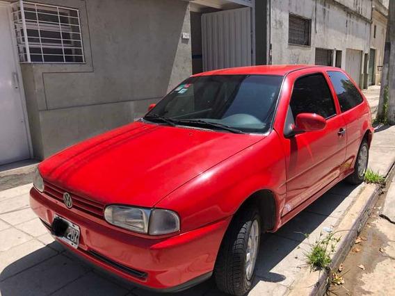 Volkswagen Gol 1.6 Gli Aa Dh Ll 1997