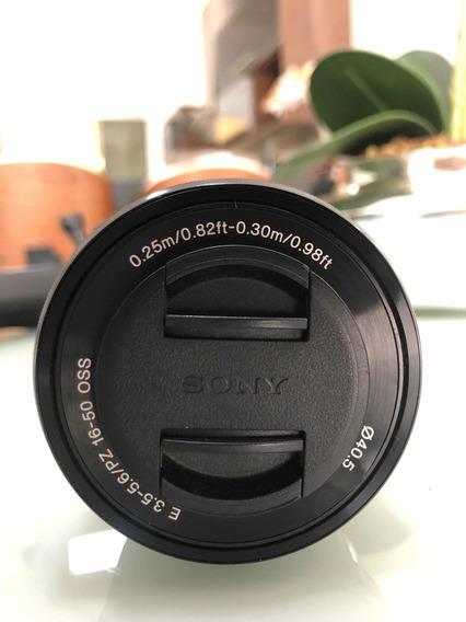 Lente Sony 16-50mm F/3.5 Oss A6500, A6300, A6000, A5000