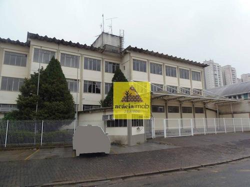 Galpão Industrial - Limão - Ga0206