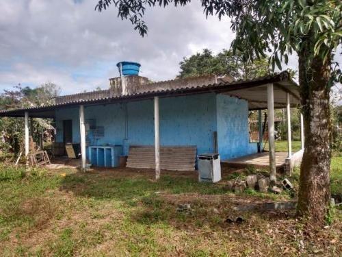 Imagem 1 de 14 de Chácara No Bairro Parque Vergara, Em Itanhaém, Litoral Sul