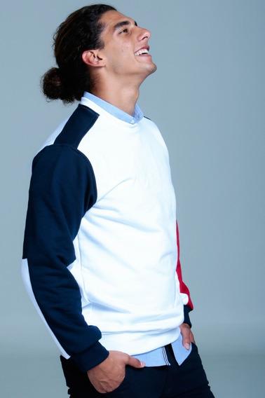 Tucane Colorblock Sweatshirt Caballero