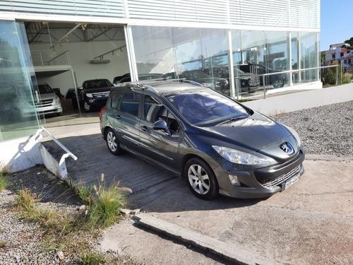 Peugeot 308 Exelente 6 Pasajeros