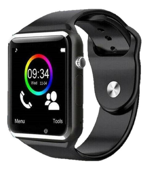 Smart Watch Bluetooth Impermeable Gsm Sim Cámara De Teléfono