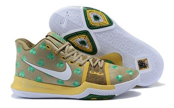 Tênis Nike Kyrie 3 Lucky Original