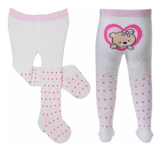 Meia Calça Pimpolho Para Bebê Menina Do 0 Ao 15