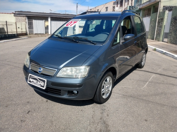 Fiat Idea 1.4 Elx Flex 5p 2007