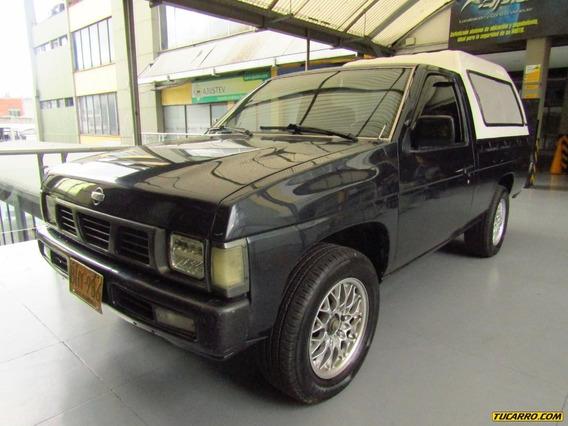Nissan Frontier D21 Mt 2400
