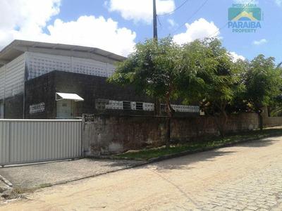 Galpão Industrial À Venda, Mangabeira, João Pessoa. - Ga0002