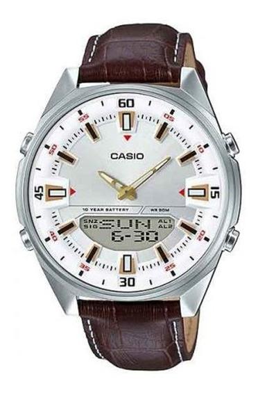 Relógio Casio Masculino Standard Amw-830l-7avdf