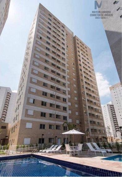 Apartamento A Venda No Bairro Vila Prudente Em São Paulo - - 1164-1