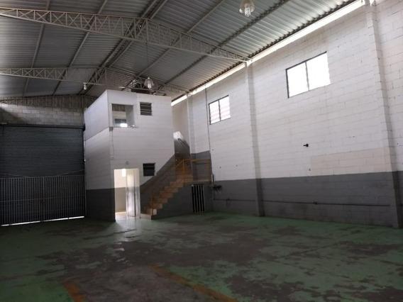 Galpão Em Jardim Vale Do Sol, São José Dos Campos/sp De 200m² Para Locação R$ 3.200,00/mes - Ga586248