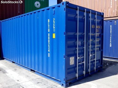 Contenedores Marítimos Containers Usado 20 Pies Neuquen