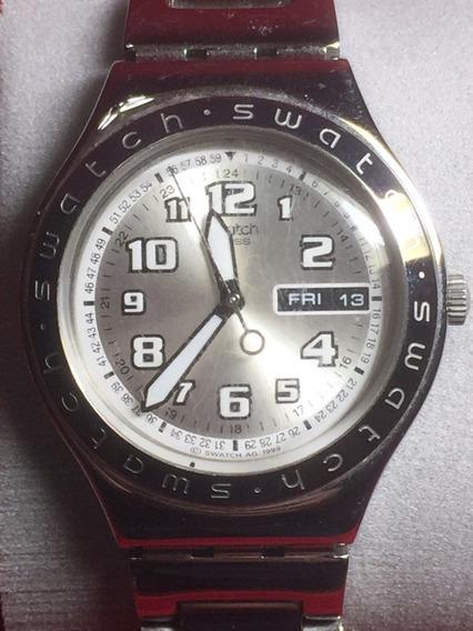 Reloj Swatch Irony Unisex , Acero Inoxidable
