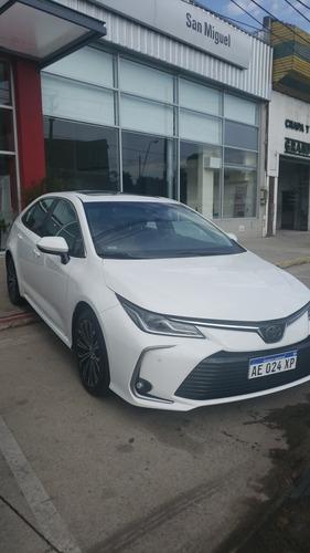 Toyota New Corolla Se-g 2.0 Cvt Abril 2021