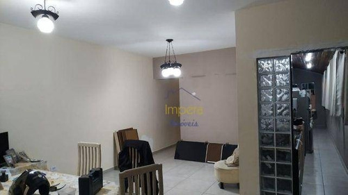 Imagem 1 de 14 de Casa Com 3 Dormitórios À Venda, 125 M² Por R$ 250.000,00 - Campos De São José - São José Dos Campos/sp - Ca0184