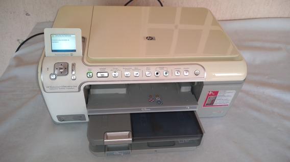 Impressora Multifuncional Hp C5280 Super Conservada Imprime