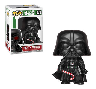 Funko Navideño Star Wars Darth Vader Nuevo Original