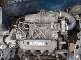 Motor Parcial Reunalt Clio 1.0 16v