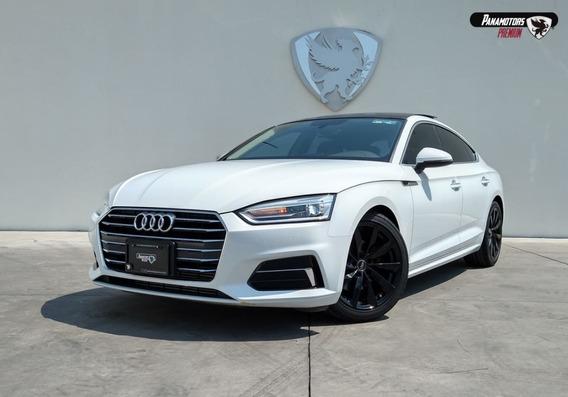 Audi A5 Sportback 2019 Blanco