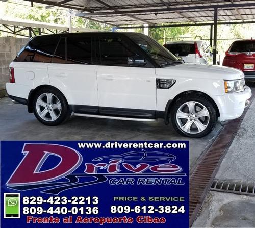 Imagen 1 de 10 de Drive Rent A Car, Renta, Alquiler De Vehículos, Autos, Rd