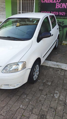 Volkswagen Fox Plus Flex 1.0 2007 Manual