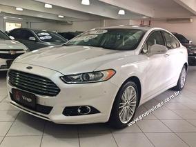 Ford Fusion Titanium Awd 2.0 16v