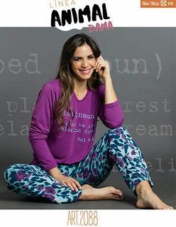Pijama Wol Meli T. S.l. En Liquidación