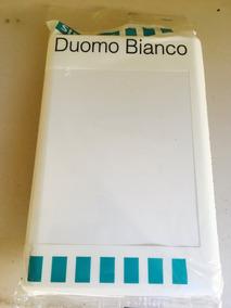 Placa Cega 4x2 Siemens Duomo Bianco 15 Peças