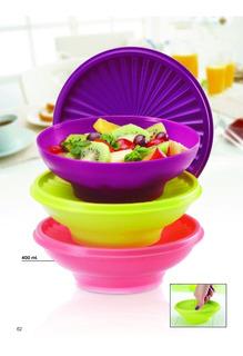 Tupperware Sensación Bowls 400 Ml