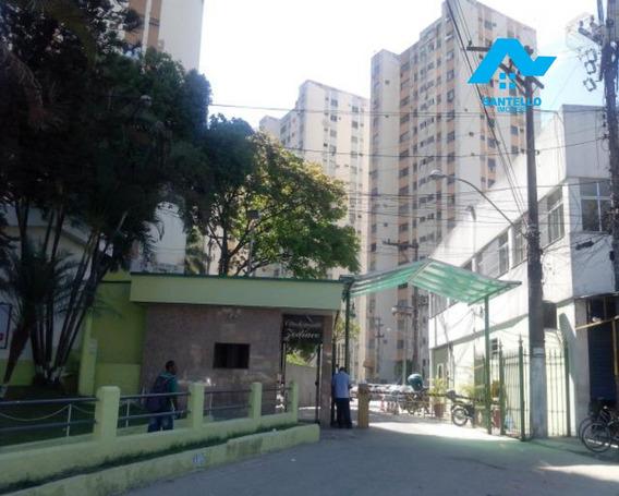 Excelente Centro Do Alcântara Apartamento 2 Qts C/ Vaga, Lazer Total E Portaria 24hs - Ap00049 - 34050343