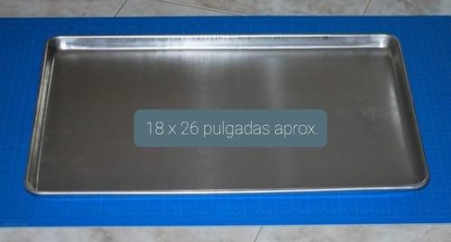 Imagen 1 de 1 de Bandejas En Aluminio Lisas