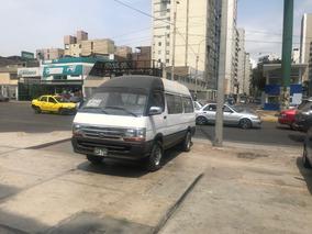 Vendo Toyota Hiace Año 93