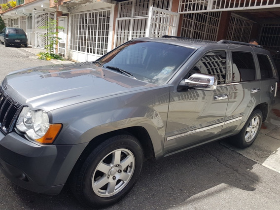 Jeep Grand Cherokee 2008 Limited 4x2