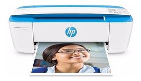 Impressora Hp Deskjet Ink Advantage 3775 (j9v87a) Wireless 3