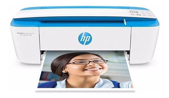 Impressora Hp Deskjet Ink Advantage 3775 (j9v87a) Wireless 3