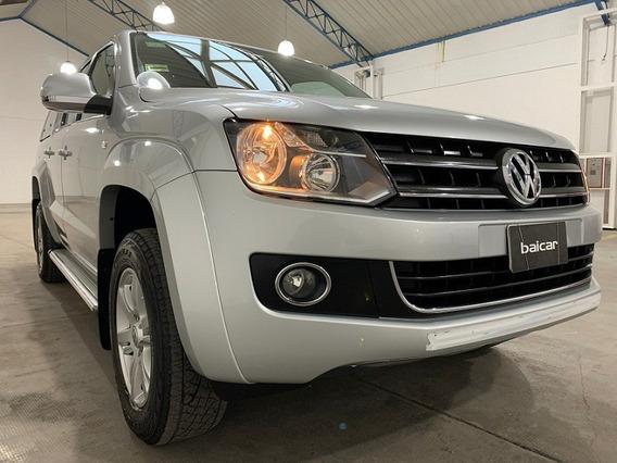 Volkswagen Amarok 2.0 Cd Tdi 4x2 180cv Highline Pack(señado)