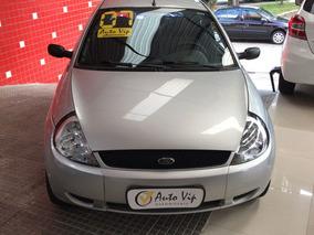 Ford Ka 1.0 Gl 3p - Completo Prata