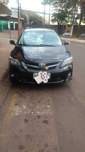 Imagem 1 de 6 de Toyota Corolla 2013 2.0 16v Xrs Flex Aut. 4p