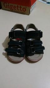 d2267258a87 Zapatos + Sandalias + Gigetto + Para Niño Talla 21 Original