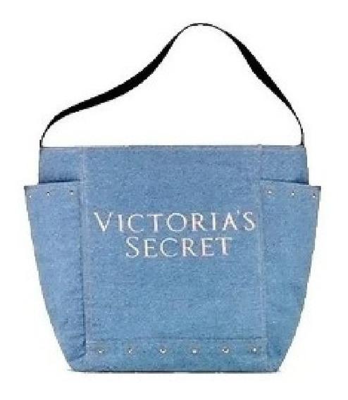 Bolso Jean Victoria Secret Con Tachas Nuevo