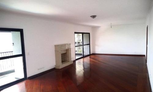 Imagem 1 de 15 de Apartamento 4 Suites 4 Vagas Deposito No Panamby Visite!!! - Pp19180