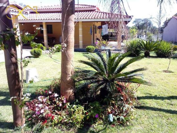 Maravilhosa Chácara À Venda, 4200 M² Por R$ 750.000 - Itapavussu - Cosmópolis/sp - Ch0090