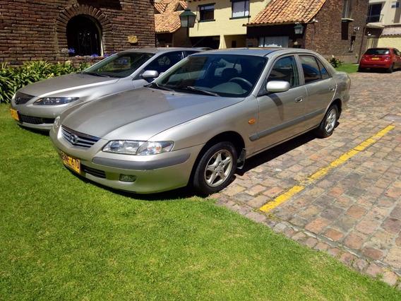 Mazda 626 Automatico Full Equipo, Papeles Al Dia