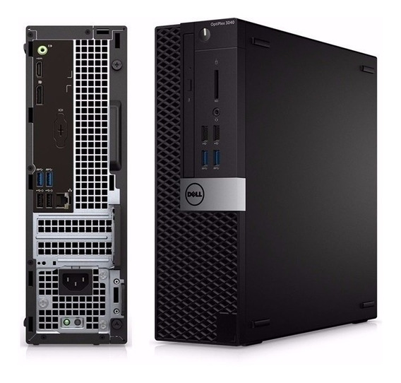Cpu Dell Optiplex 3040 I5 6º Ger Mem. 8gb Hd 1tb Garantia