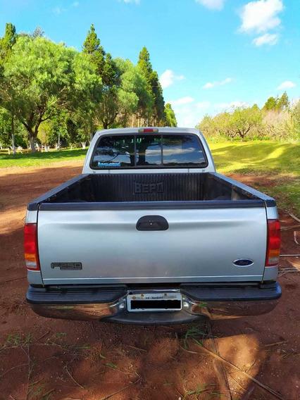Ford F-250 2004 4.2 Td Xlt Cab. Dupla 4p